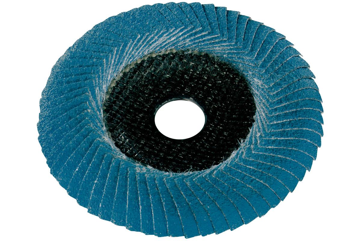 Lameļu slīpēšanas disks, 125 mm, P 40, F-CK, Con (626462000)