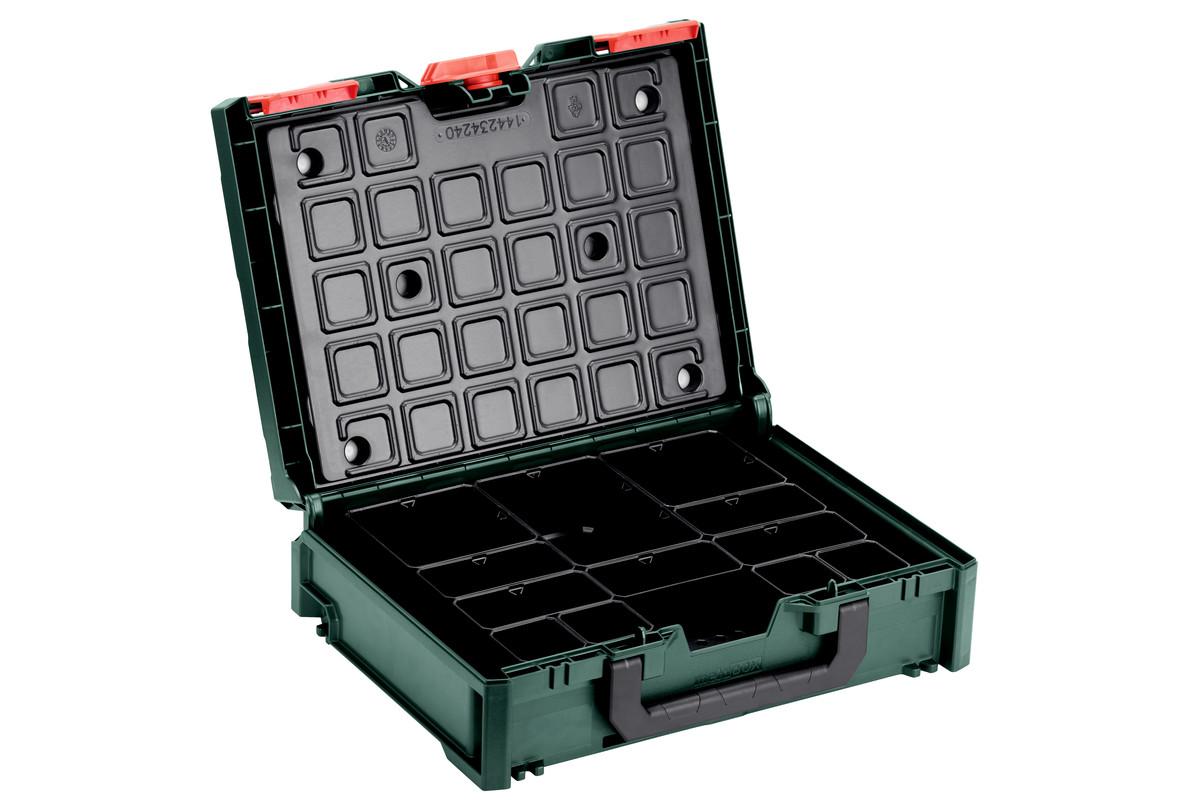 metaBOX 118instrumentu kaste (626897000)
