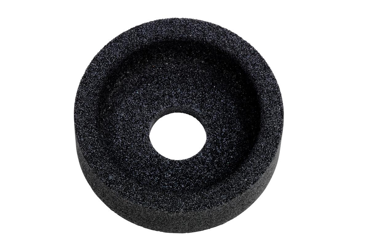 Kausveida disks, 80x25x22-65x15 mm, C 30 N, akmenim (630728000)