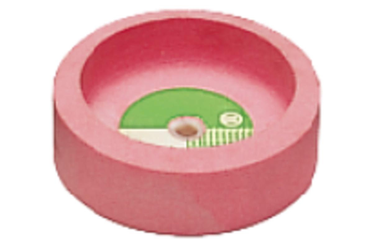 Slīpēšanas disks, 150x50x13 mm, 80 I, augst. kval. kor., divpus. slīpmaš. (630779000)