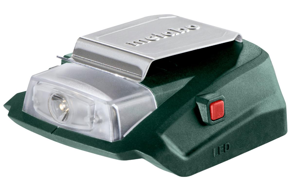 PA 14.4-18 LED-USB (600288000) Akumulatora adapteris