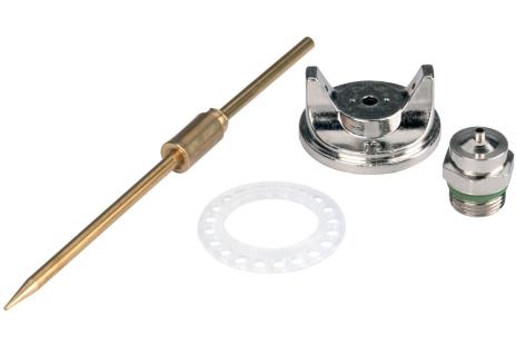 1,5 mm diam. uzgaļu komplekts FSP 600 HVLP (628808000)