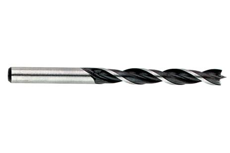 4x75 mm hromvanādija tērauda kokurbis (627987000)