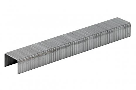 2000 plakanās stieples skavas, 10x8 mm (630576000)