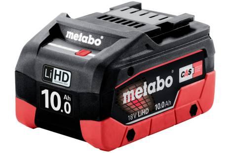 18 V, 10,0 Ah akumulators LiHD (625549000)