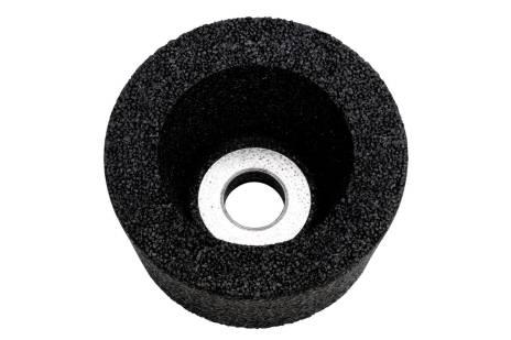 Kausveida disks, 110/90x55x22,23 mm, C 16 N, akmenim (630726000)