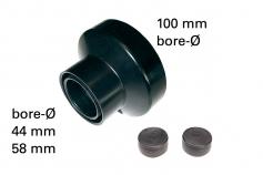 Putekļu nosūkšanas adapteris īscaurulei (0910031260)