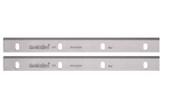 2 ēvelmašīnu asmeņi HSS, modeļiem HC 260 C/M/K (0911030721)