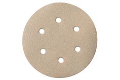 25 slīpēšanas diski ar līplentes stiprinājumu, 150 mm, P180, krāsai, paredzēti SXE (624033000)