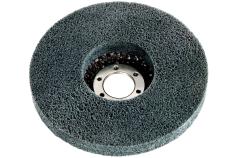Kompaktais neaustā materiāla paketētais slīpēšanas disks Unitized, 125x22,23 mm, leņķa slīpmašīnām (626368000)