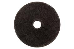 Īpašs kompaktais neaustā materiāla paketētais disks Unitized, vidēji raupjšs, 150x3x25,4 mm, metināto šuvju slīpmaš. (626400000)