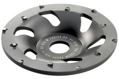 Ø 125 mm PKD kausveida slīpēšanas disks Professional (628208000)