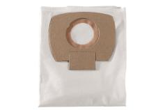 5 neaustā materiāla filtra maisi, 25/30 l, paredzēti modeļiem ASA 25/30 L PC/Inox (630296000)