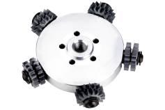 Frēzētājgalvu ar spiciem zobiem komplekts RFEV19-125RT (628218000)