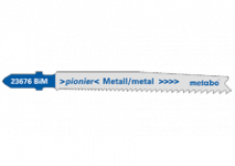 Decoupeerzaagbladen voor metaal