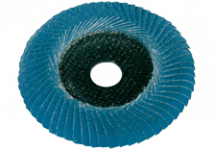 Flexiamant convex zirkonium korund