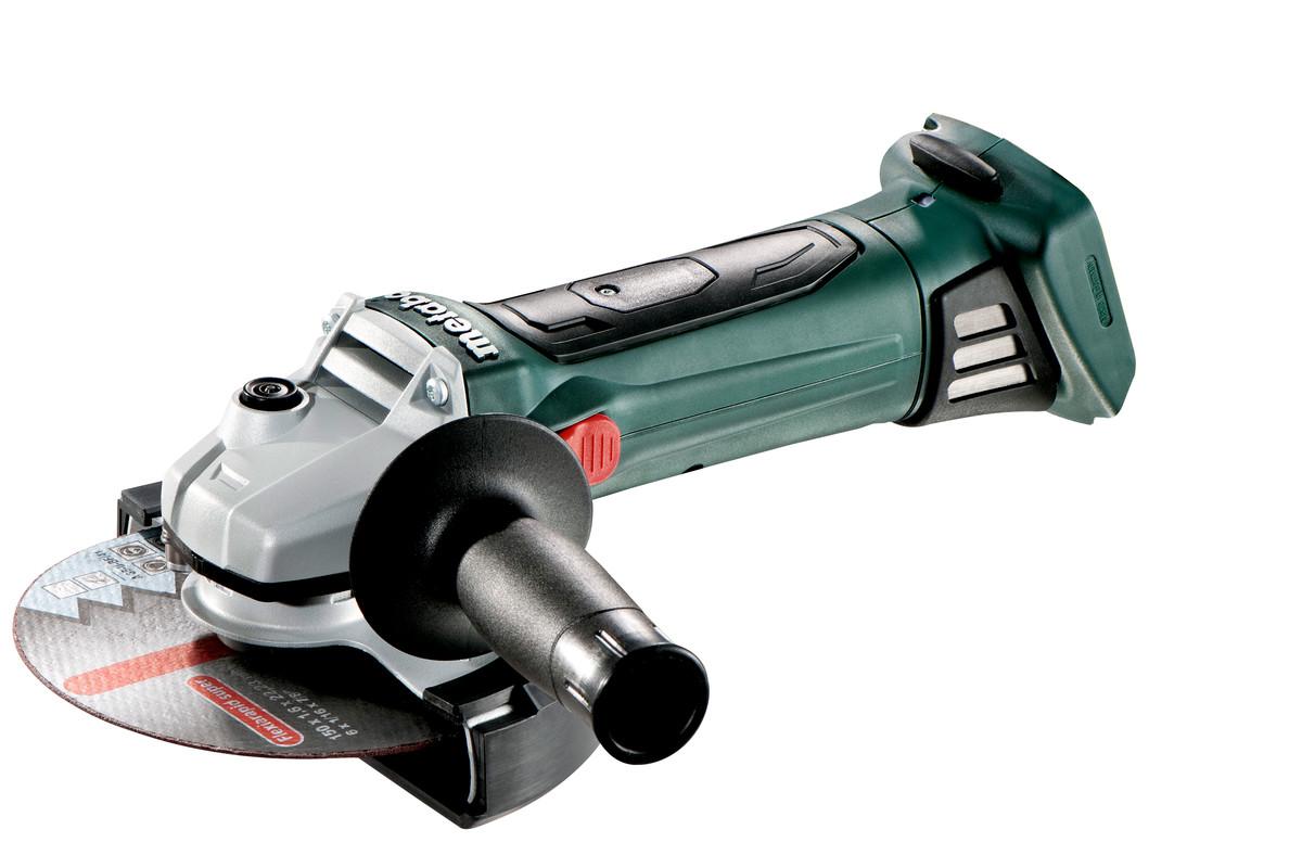 W 18 LTX 150 Quick (600404890) Accu-haakse slijper