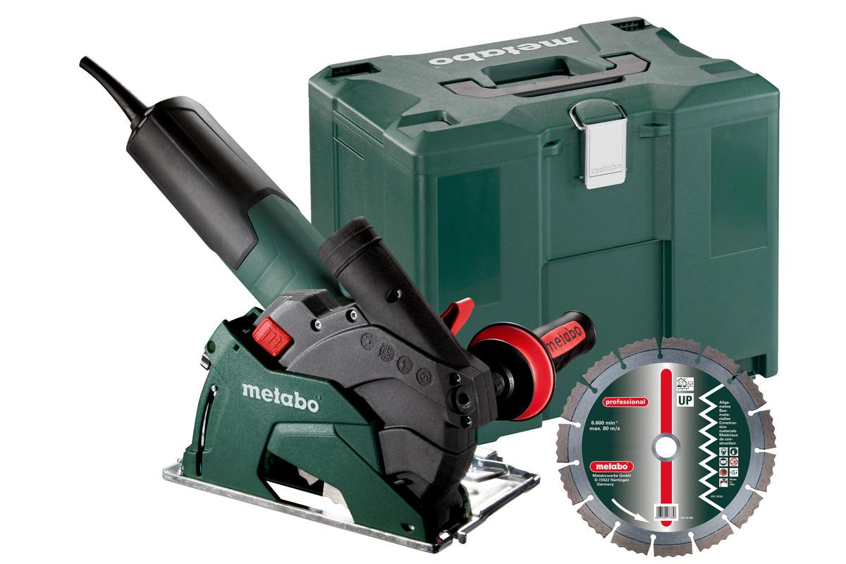 W 12-125 HD Set CED (600408500) Haakse slijper