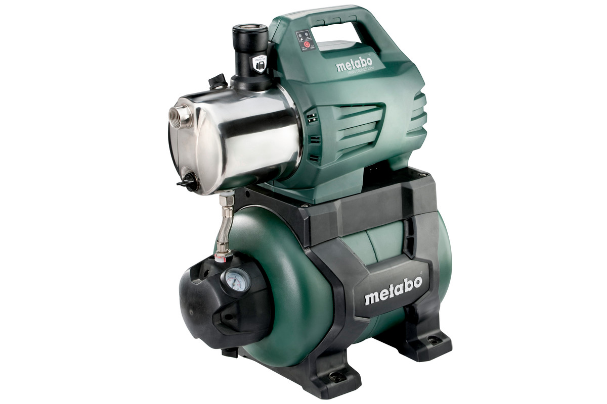 HWW 6000/25 Inox (600975000) Huiswaterpomp