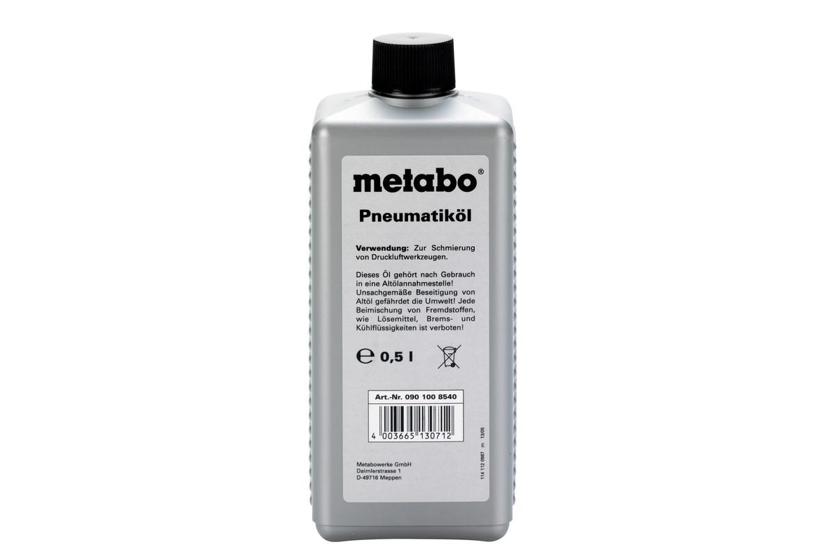 Speciale olie 0,5 liter voor persluchtgereedschap (0901008540)