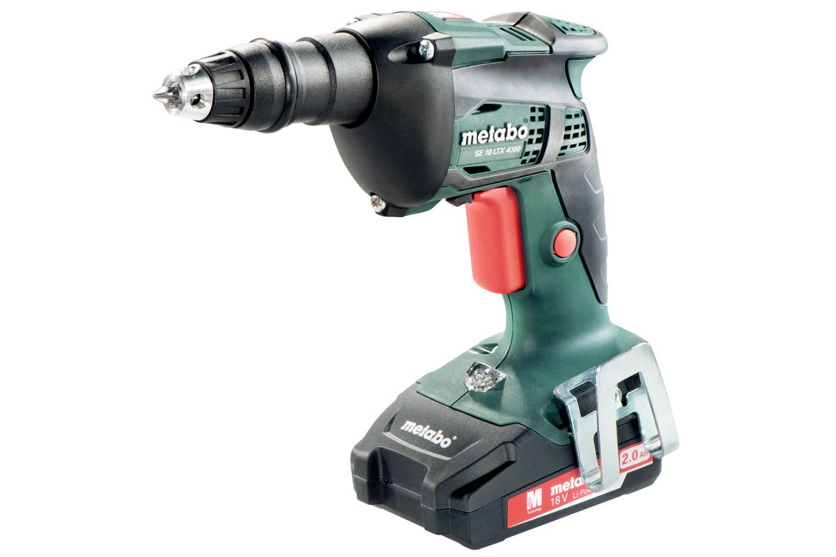 SE 18 LTX 4000 (620048500) Accu-schroefmachine