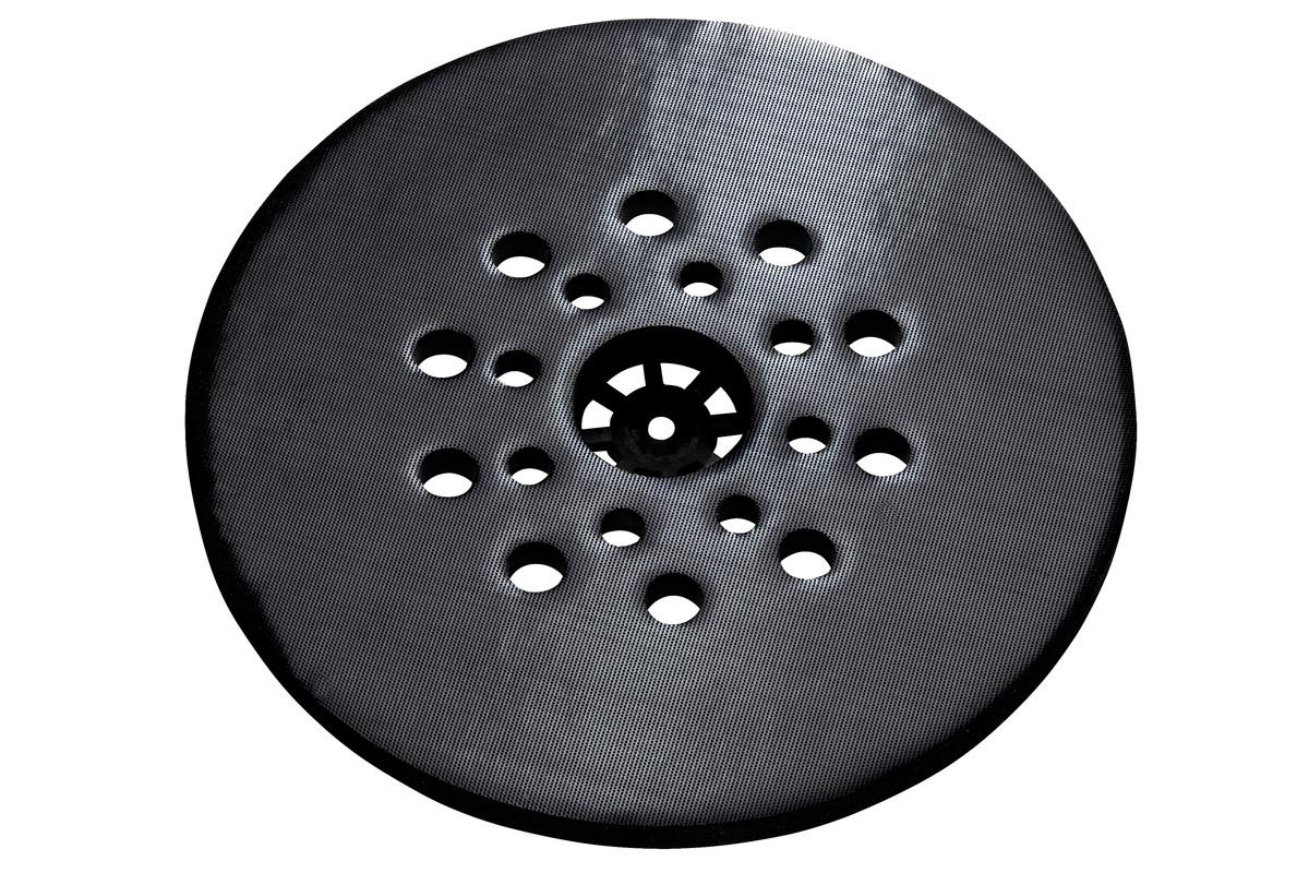 Schuurzool met klithechting 225 mm, hard LSV (626661000)