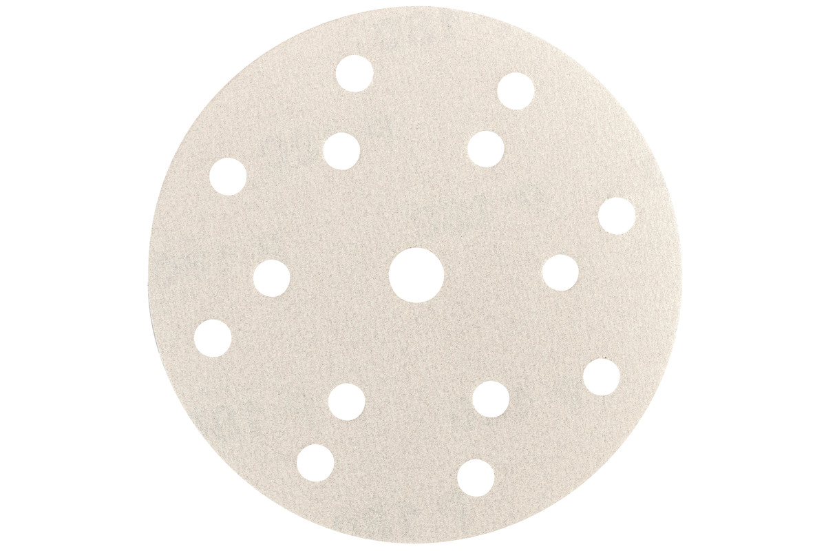 "50 hechtschuurbladen 150 mm, P320, verf, ""multi-hole"" (626690000)"