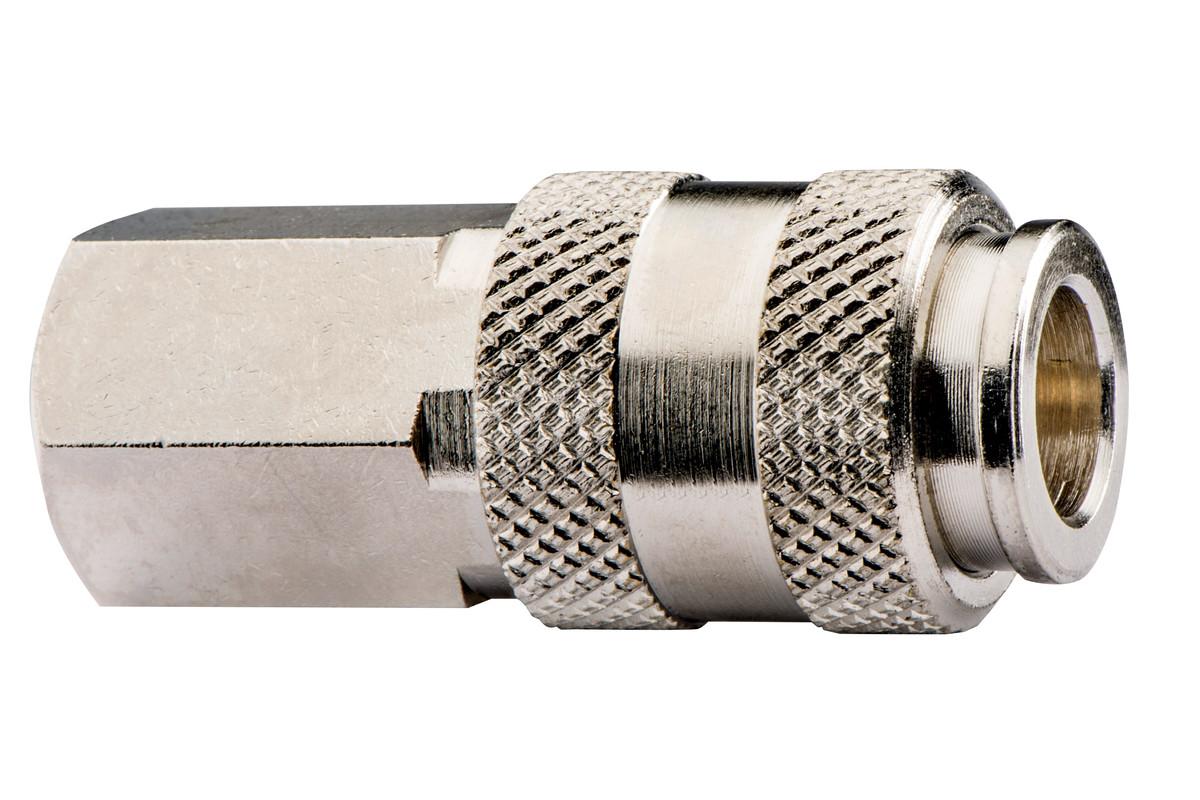 """Snelkoppeling UNI 1/4"""" ISD (628703000)"""