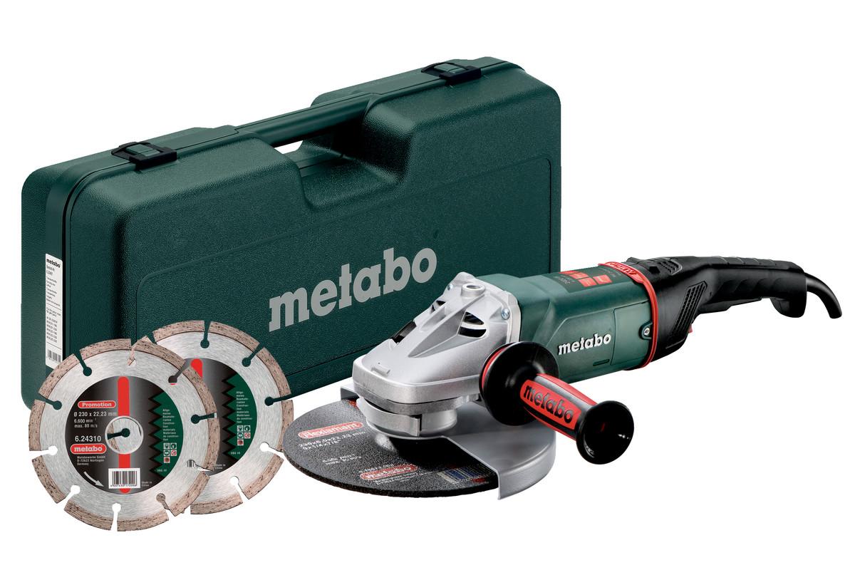 WE 24-230 MVT Set (690869000) Haakse slijper
