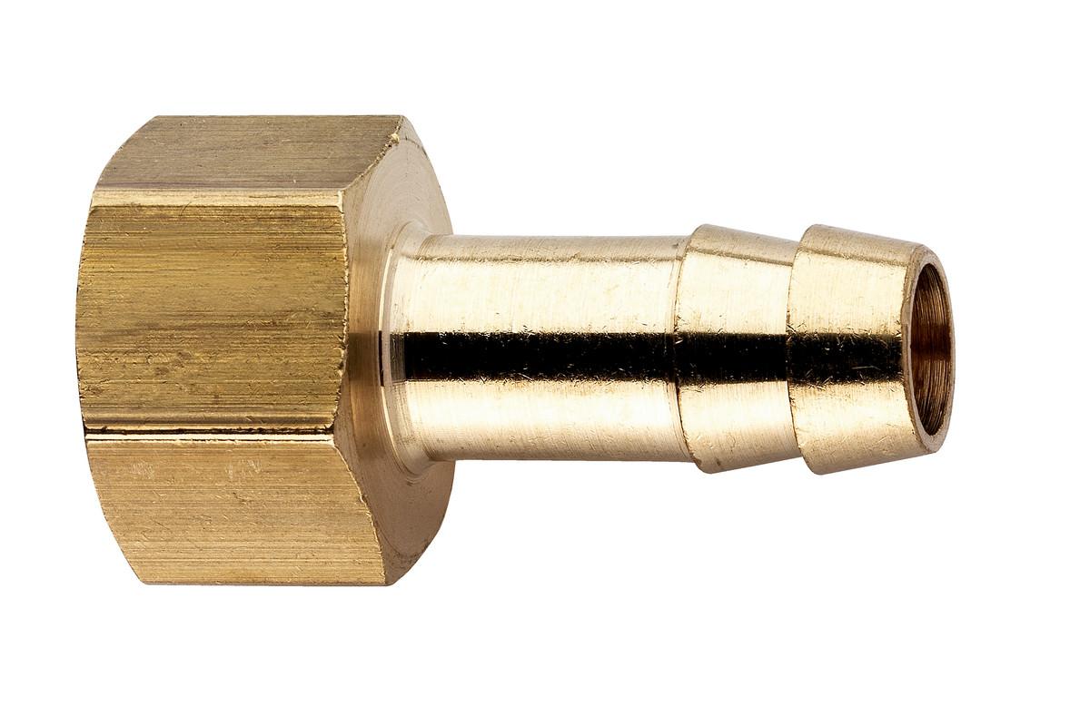 """Slangmondstuk 1/4"""" ISD x 9 mm (0901026092)"""