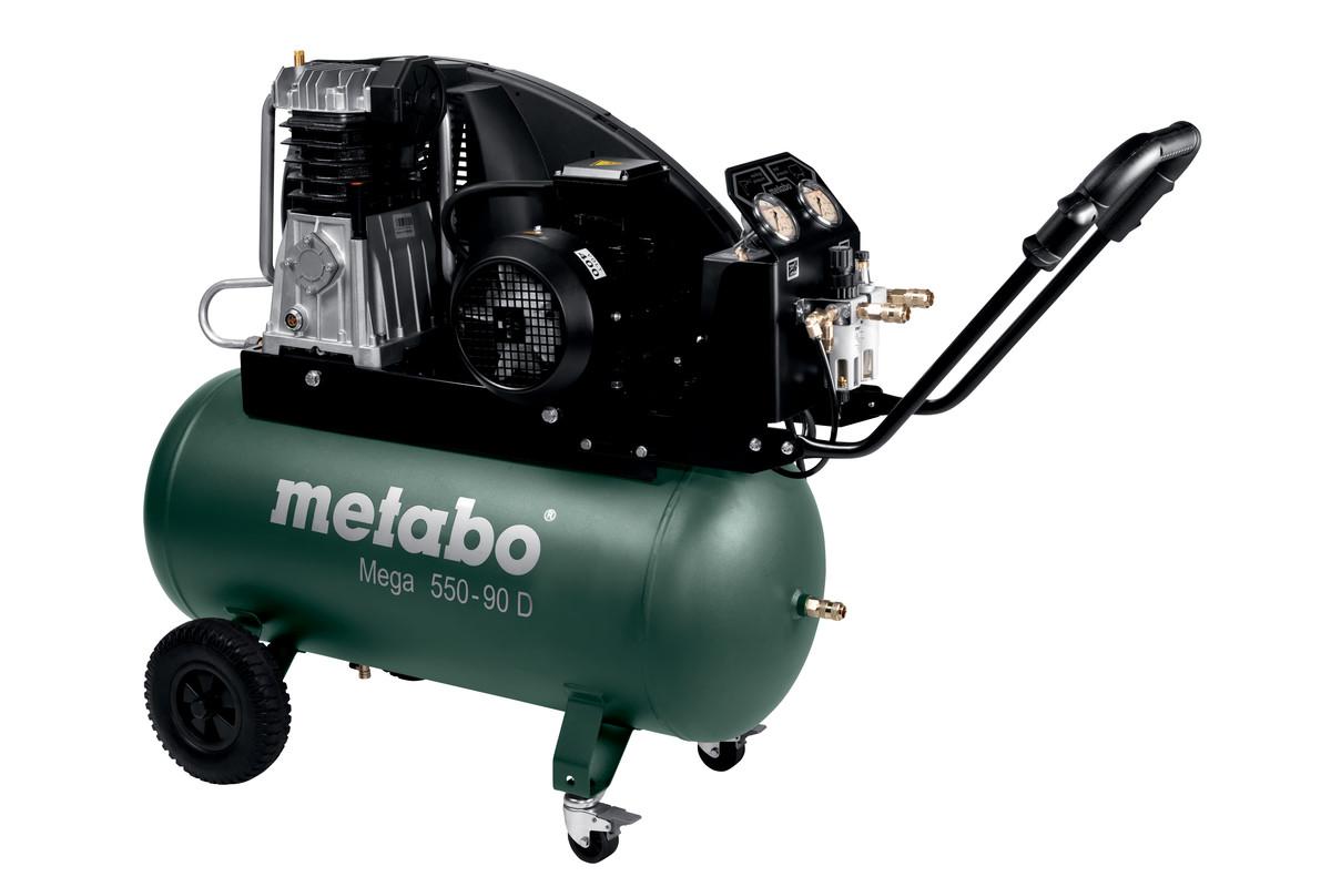 Mega 550-90 D (601540000) Compressor