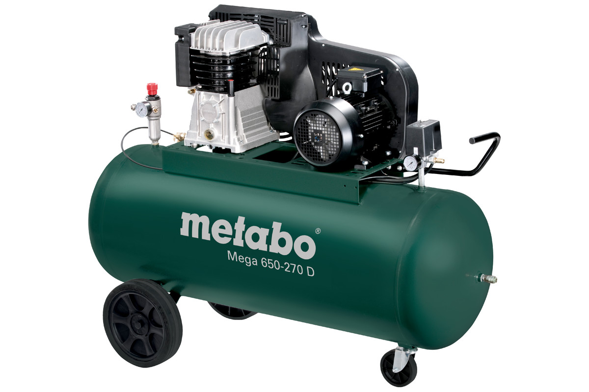 Mega 650-270 D (601543000) Compressor