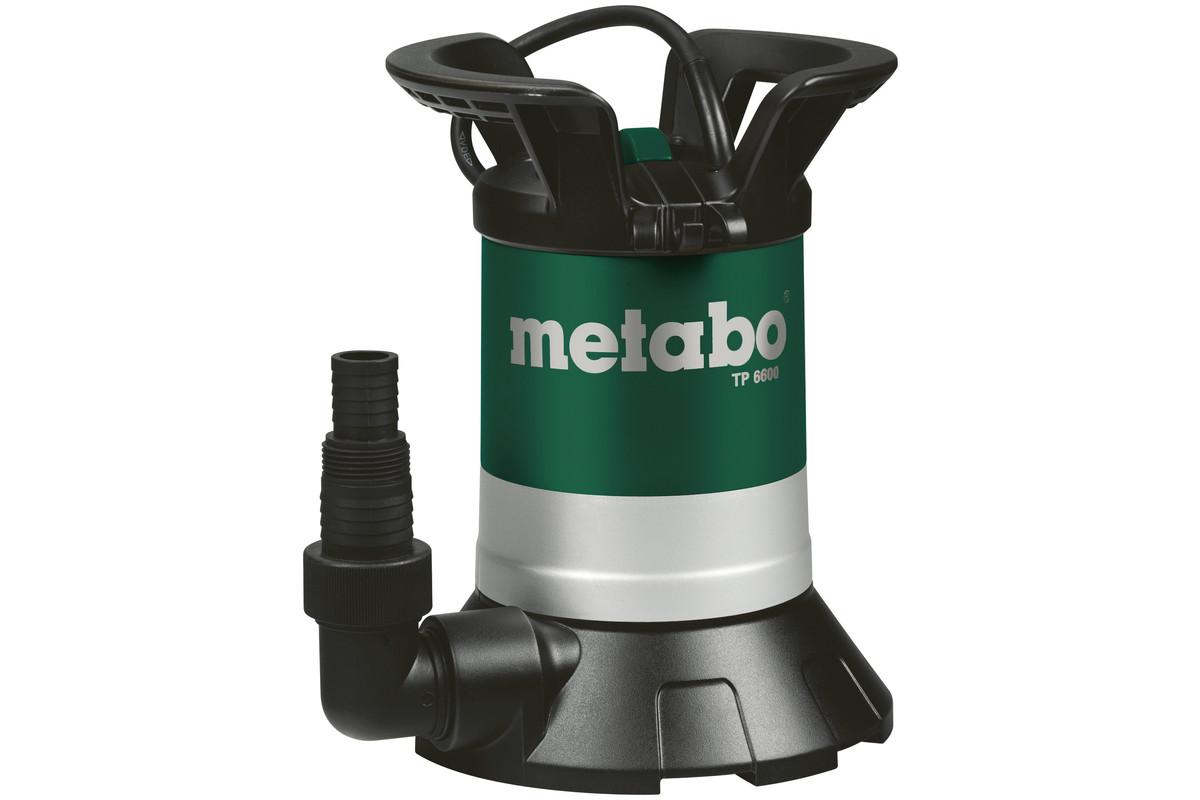 TP 6600 (0250660000) Schoonwaterdompelpomp
