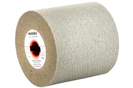 Rubberen schuurrol 105x100 mm, P 180 (623499000)