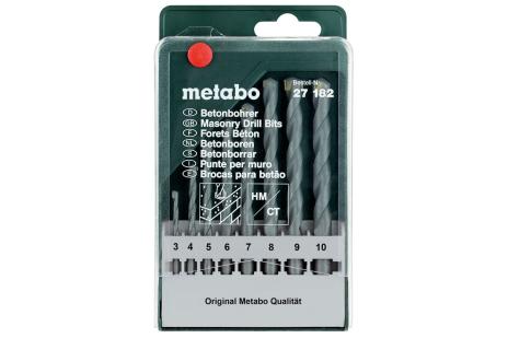 Beton-boorcassette classic, 8-delig (627182000)