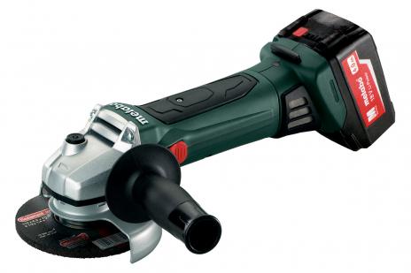 W 18 LTX 125 Quick (602174610) Accu-haakse slijper