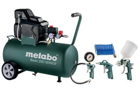 Basic 250-50 W OF Set (690988000) Compressor Basic
