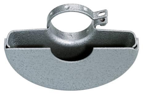 Doorslijp-beschermkap 150 mm, half gesloten, WE 1450-150 RT (630362000)