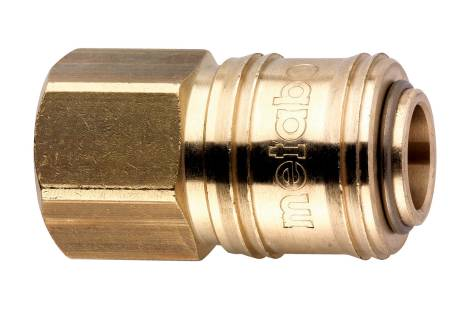 """Snelkoppeling Euro 1/4"""" ISD (0901025916)"""