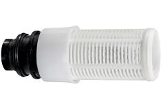 Filterelement wasbaar 1″ kort (628804000)
