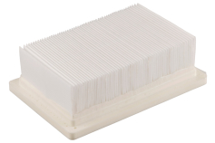 Vouwfilter voor AS 18 L PC, HEPA 13 (630175000)