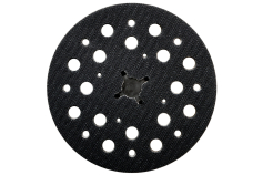 "Schuurzool 125 mm, ""multi-hole"", medium, SXE 150 BL (630264000)"