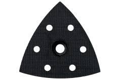 Geperforeerde DS-schuurzool met klithechting (624992000)