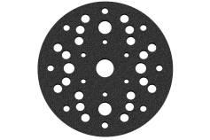 "Interface-pad 125 mm, ""multi-hole"", SXE 150 BL (630263000)"