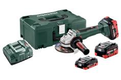 WB 18 LTX BL 125 Quick Set (613077940) Accu-slijper