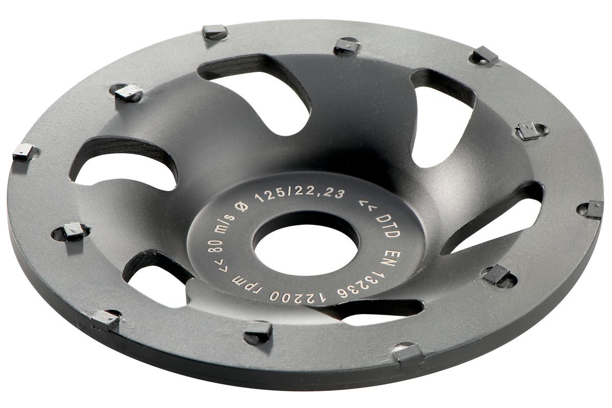 """PKD slipekopp """"professional"""" Ø 125 mm (628208000)"""