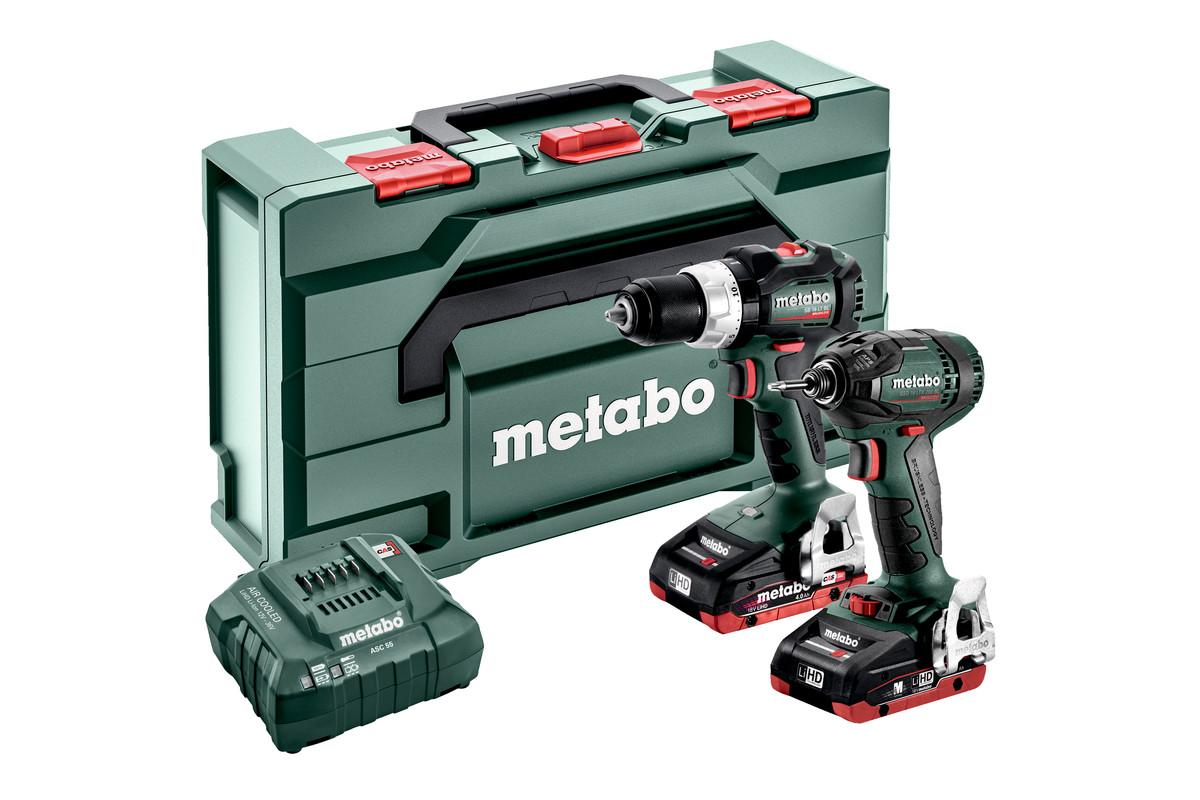 Combo Set 2.1.12 18 V BL LiHD (685124000) Batterimaskiner i sett
