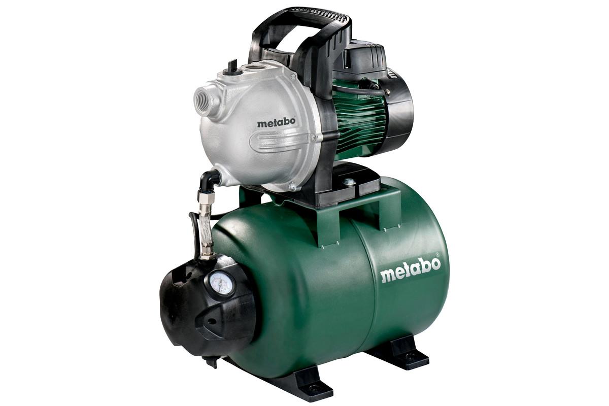 HWW 4000/25 G (600971000) Vannverk for bolig