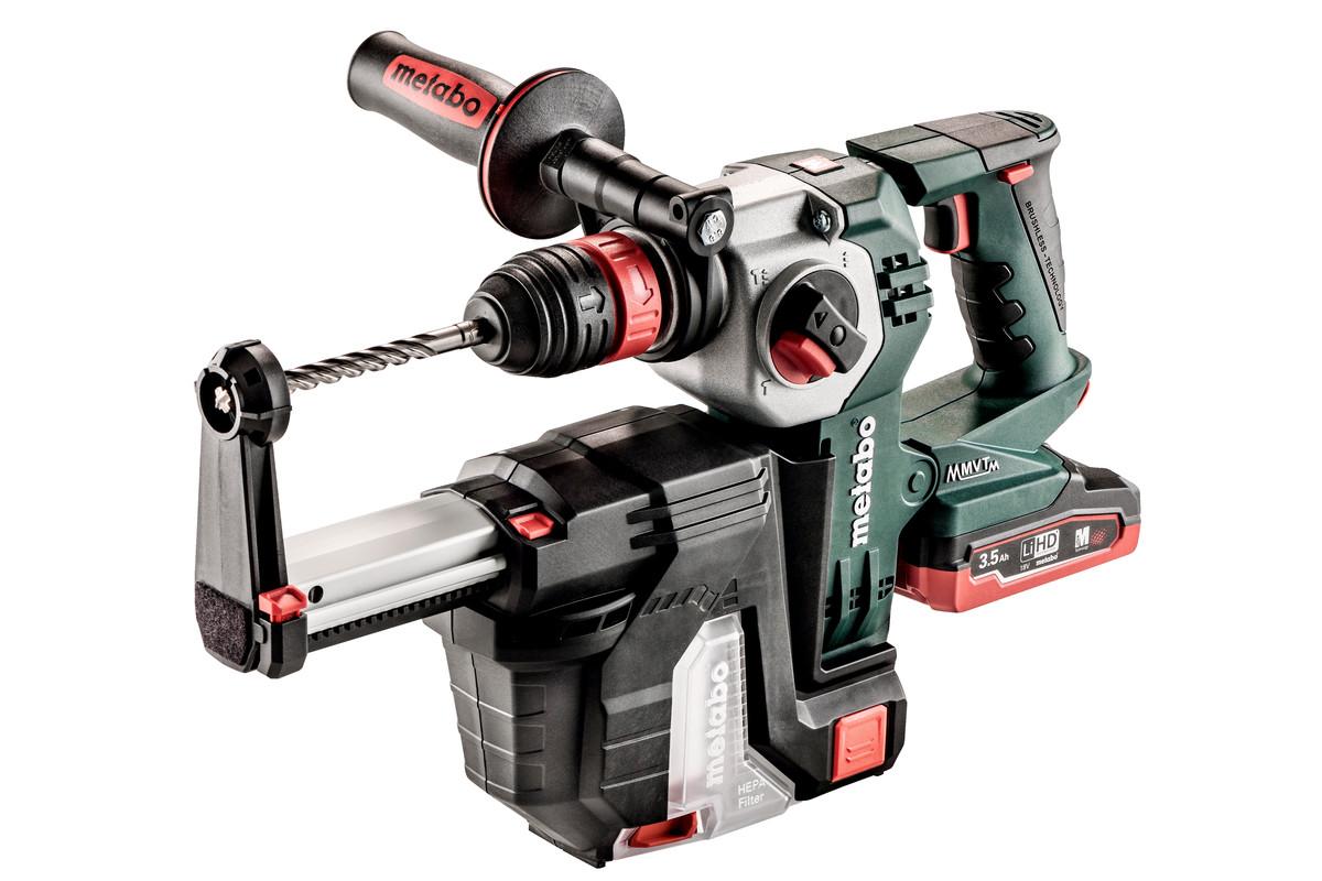 KHA 18 LTX BL 24 Quick Set ISA (600211910) Batteri borhammer