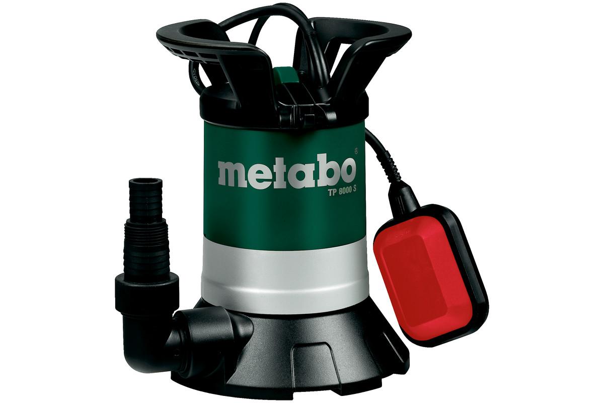 TP 8000 S (0250800000) Nedsenkbar rentvannspumpe